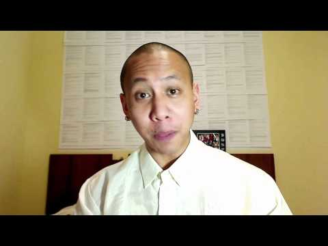 Filipino Accent Tutorial by Mikey Bustos