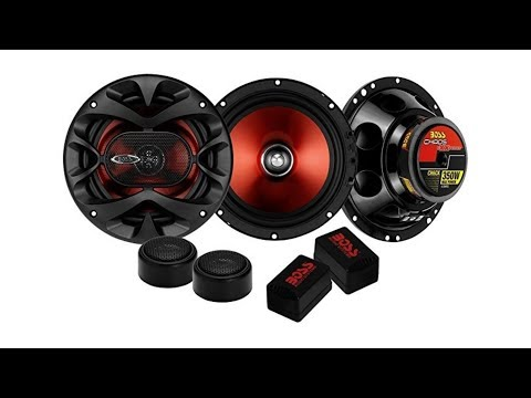 Top 7 Best Component Speakers For Cars in 2018 Reviews. Cool New Component Speaker