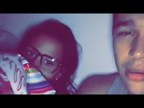 Austin Mahone in bed with his girlfriend | Full Video