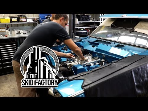 THE SKID FACTORY - V8 Turbo Ford Fairlane [EP7]