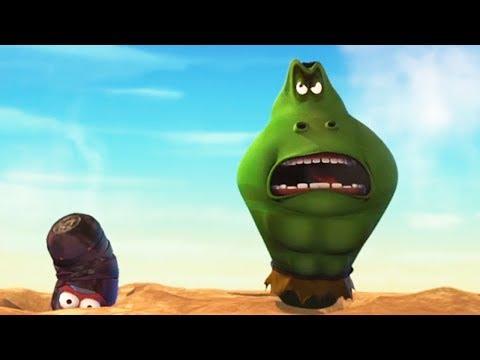 LARVA - HULK & IRON MAN | Cartoon Movie | Cartoons For Children | Larva Cartoon | LARVA Official