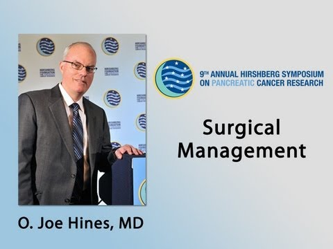 Dr. Howard Reber on Surgical Management of Pancreatic Cancer from YouTube · Duration:  32 minutes 42 seconds