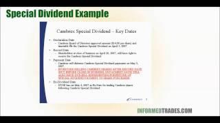 Understanding Dividend Capture Strategies: Trading Around Dividend Dates