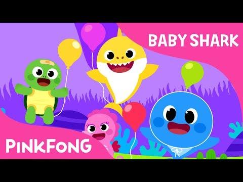 Be Happy With Baby Shark | doo doo doo doo doo doo | Animal Songs | Pinkfong Songs for Children