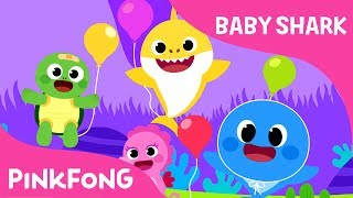 Be Happy With Baby Shark | doo doo doo doo doo doo | Animal Songs | Pinkfong Songs for Children