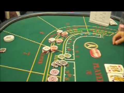AGMI INTERNATIONAL ( Singapore Casino College ) Ken @ The Baccarat Table .