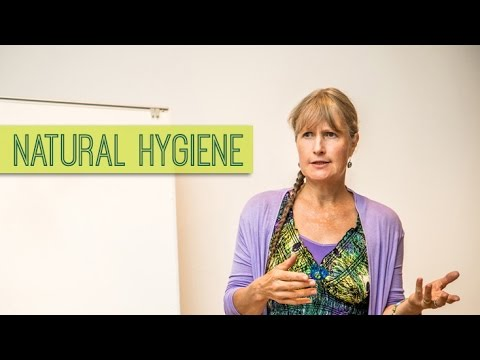 WHAT IS NATURAL HYGIENE? Rosalind Graham on Diet, Nature, Spirituality...