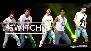LIVE SMROOKIES NCT U NCT 127 SWITCH Special Edit From SMROOKIES SHOW