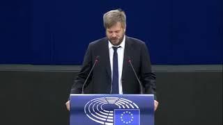 Intervento durante la Plenaria a Strasburgo del Parlamento europeo di Pierfrancesco Majorino, europarlamentare del Partito democratico, sulle relazioni Ue - Russia