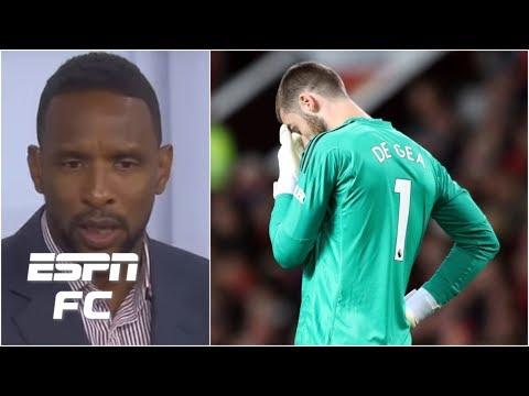 Shaka Hislop explains David de Gea's mistakes & why he's not a top-five goalkeeper | Premier League