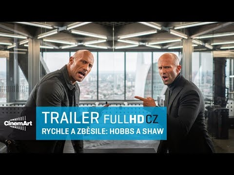Rychle a zběsile: Hobbs a Shaw (2019) oficiální HD trailer #2 [CZ TIT]