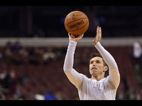 Breaking Down Steve Nash's Shot