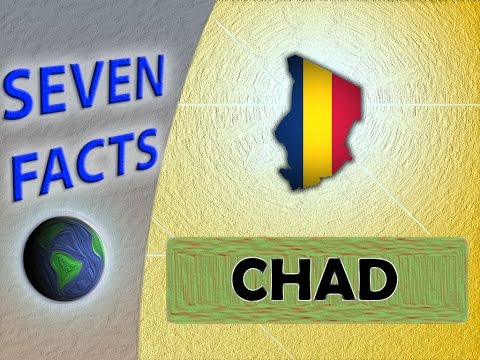 7 Facts about Chad