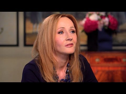 Entrevista de J.K. Rowling ao programa Amanpour, da CNN International