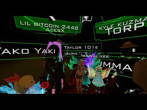 VRchat - Lil Bitcoin spitting fire 🔥🔥🔥💯💯💯👌👌👌😫😫