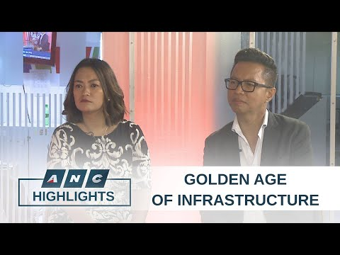 """PH in 'golden age' of infrastructure amid """"Build, Build, Build"""" initiative 