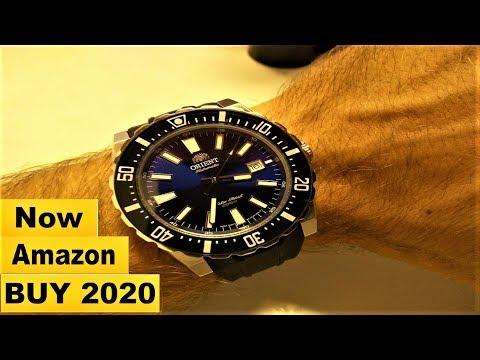 Top 5 Best New Orient Watches Under 300$ For MEN To Buy In 2020 |Orient Watches 2020