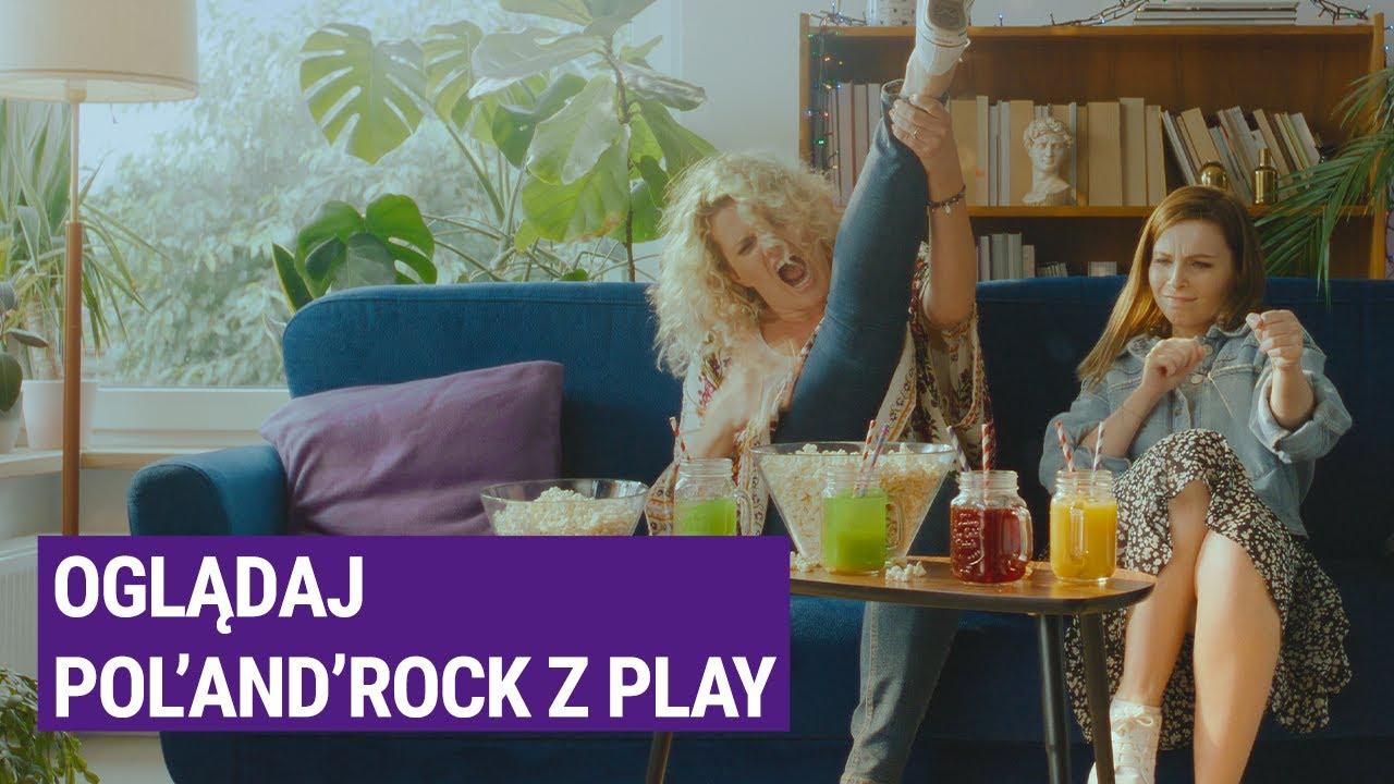 Oglądaj razem z nami NAJPIĘKNIEJSZĄ DOMÓWKĘ ŚWIATA – Pol'and'Rock x Play