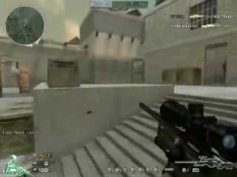 Sniper CNESS _AWM _CF_crossfire_Viet Nam_ P.1