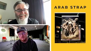 """ARAB STRAP on new record """"AS DAYS GET DARK"""", music videos and more"""
