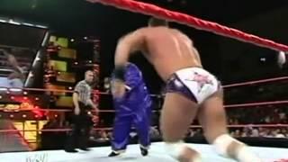 Rob Conway vs Viscera - Heat, 19 March 2006