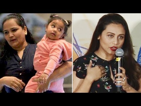 Rani Mukherjee finally opens about Adira's No Photos policy!
