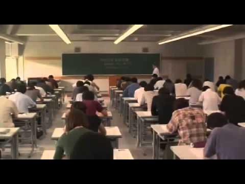 Lawak jepun- Awas Student Malaysia Jangan Tiru masa exam yang SUPER KREATIF
