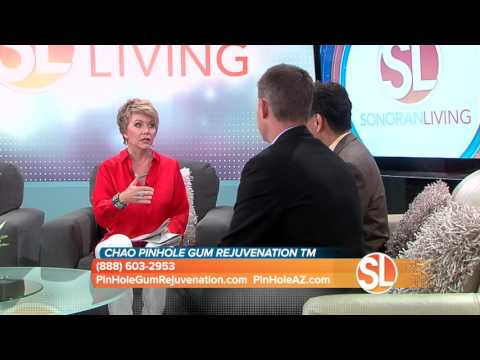 Dr Erik Svans & Dr John Chao Pinhole Gum Rejuvenation featured on Sonoran Living