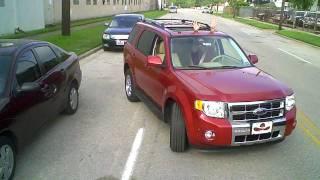 Ford Escape Active Park Assist