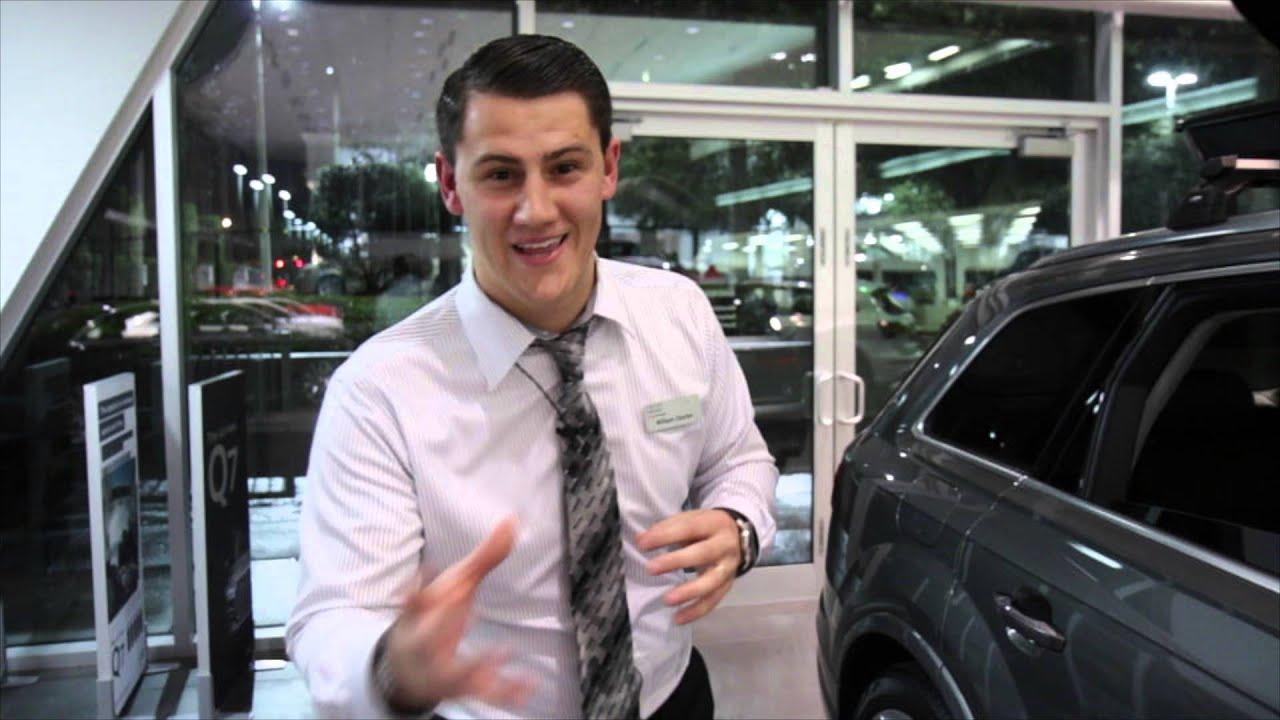 William Charter Audi Tampa Audi Southern Region Q - Audi tampa