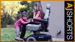 Sakatlık benim Annem | bir AJ gitmeme engel Olmayacak Şort