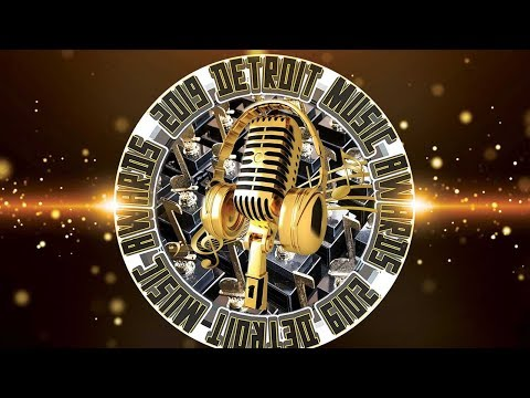 LIVE! Detroit Music Awards 2019 [HD]