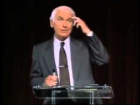 Jim Rohn - Use Your Own Mind, Think, & Make Good Decisions!