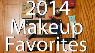 2014 Makeup Favorites Thumbnail