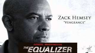 Repeat youtube video Zack Hemsey - Vengeance (The Equalizer - Official Soundtrack)