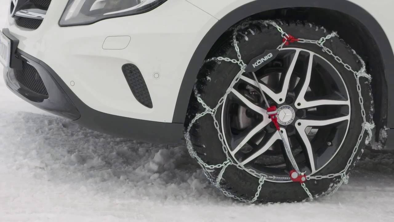 Konig T2 Magic Snow Chains | Roof Carrier Systems