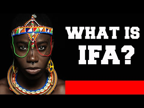 ORISHA And IFA | Babalawo & Apetebi