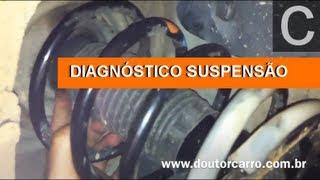 Dr CARRO Dica DIAGNÓSTICO SUSPENSÃO direção amortecedores bieletas