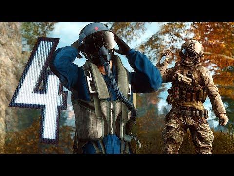 Battlefield 4: Fails & Funnies #6 (BF4 Random Moments)