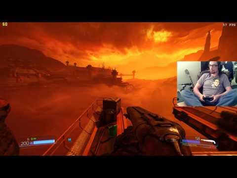 (Doom 2016) Steam Controller Trackpad/Gyro Testing