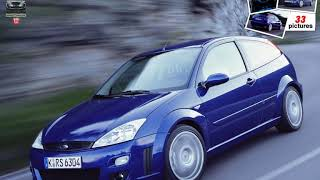 Ford Focus RS ( 2002 )
