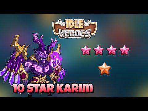 Idle Heroes - 10 Star Karim Finally!