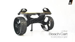 Video: Unifiber Beach Cart