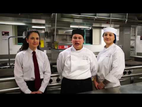 York College Hospitality Students Nestle Toque D'Or 2018 Entry Video