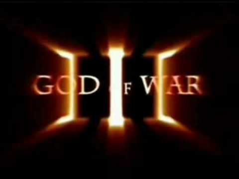 God of War 3 trailer E3 2008