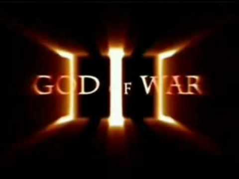 God of War 3 trailer E3 2008