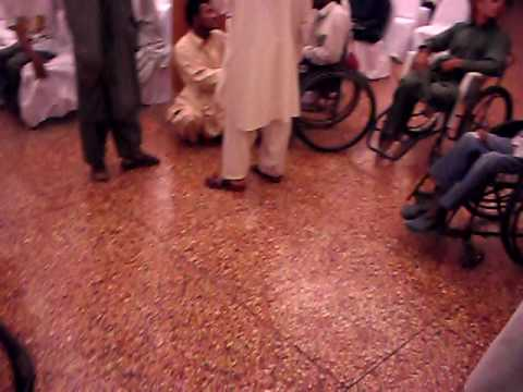Internal Disabled Day In Karcahi/Pakistan