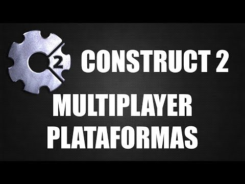 Creando un Multijugador Online de Plataforma! | Construct 2
