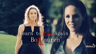 Bo and Lauren // Learn To Love Again
