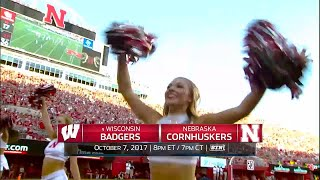 Week 6 Preview: Wisconsin at Nebraska